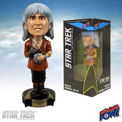 Star Trek: The Wrath of Khan Khan Bobble Head
