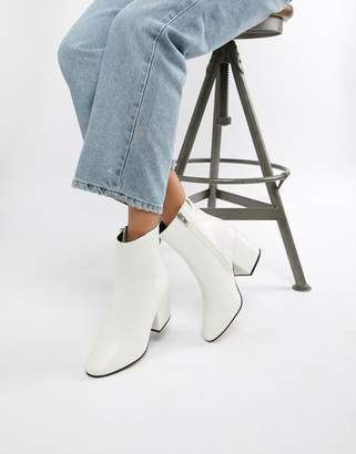 Asos Design DESIGN Eve ankle boots
