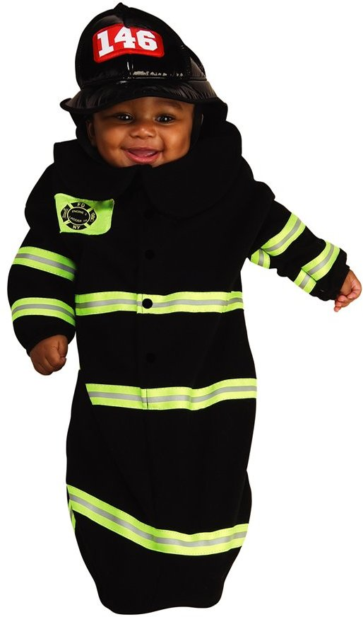 Rubie's Costume Co Firefighter Bunting-0-9 M