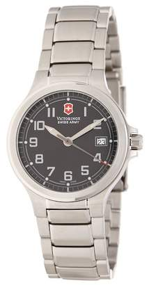 Victorinox Men's Peak II Bracelet Watch, 32mm