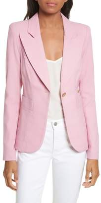 Smythe 'Duchess' Single Button Blazer