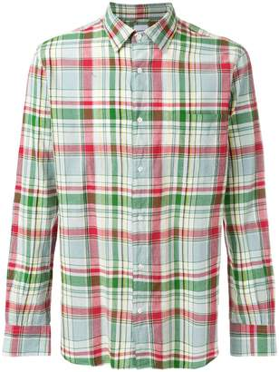 Aspesi check shirt