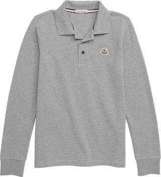ff5faf48 Moncler Gray Boys' Tops - ShopStyle