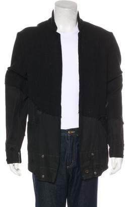 Greg Lauren Wool Tent Jacket