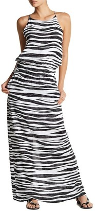 ViX Anita Beta Print Maxi Dress $248 thestylecure.com