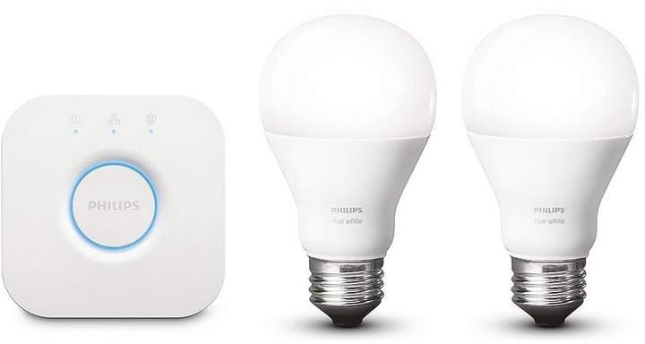 Hue White E27 LED Starter Kit