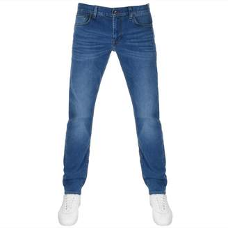 Tommy Hilfiger Denton Straight Fit Jeans Blue