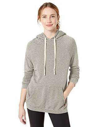 Freecity Women's superfluff lux Pullover Hoodie Sweatshirt,4