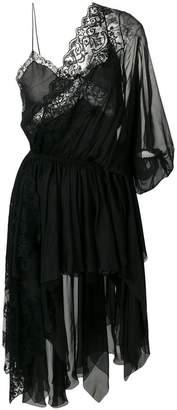 Faith Connexion hi-low lace dress