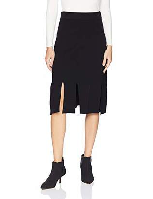 Lark & Ro Women's Car Wash Sweater Skirt