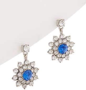 Carolee Something Blue Drop Earrings