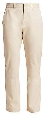 Balenciaga Men's Chino Straight-Leg Trousers