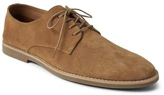 Gap Lace-Up Dress Shoes in Suede