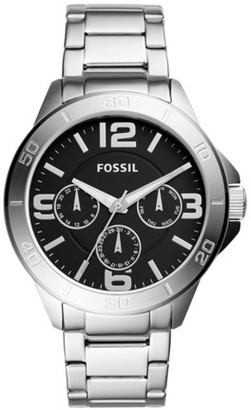 Fossil Modern Century Multifunction Stainless Steel Watch Jewelry