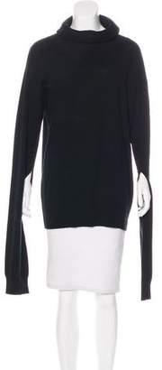 MM6 MAISON MARGIELA MM6 Maison Martin Margiela Long Sleeve Turtleneck Sweater