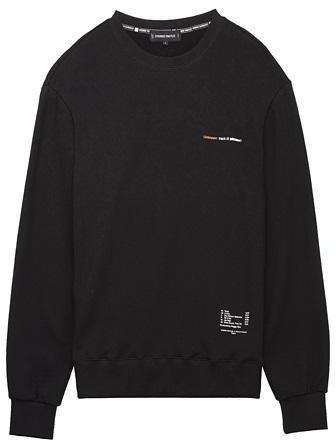 [aw16 Peggy] Lp Sweatshirts (black)