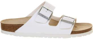 Birkenstock Arizona faux-leather sandals