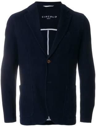 1901 Circolo fitted blazer