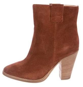 Aquatalia Flo Suede Boots w/ Tags