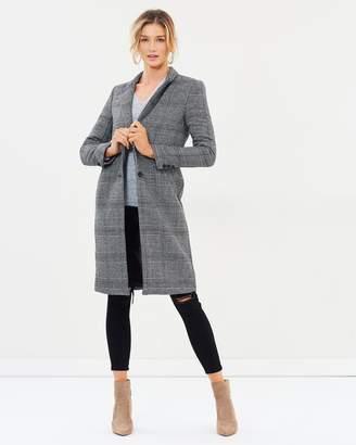 DECJUBA Lucy Crombie Coat