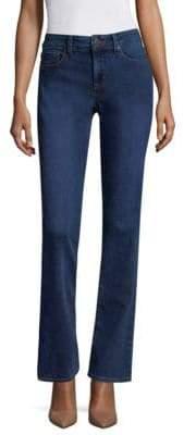 NYDJ Five-Pocket Straight Jeans