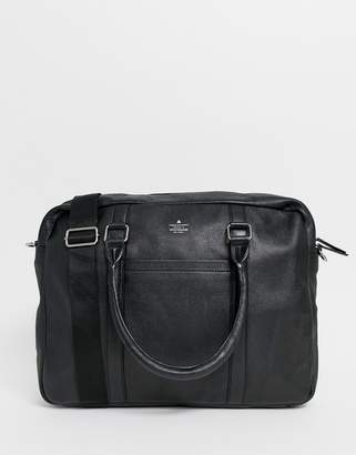 Asos Satchel In Leather Briefcase Casual