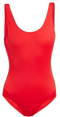 Talia Collins - The Classic Swimsuit - Womens - Red