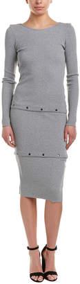 Pinko Beagle Midi Dress
