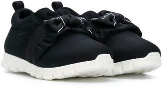 Dolce & Gabbana bow detail sneakers