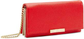 Next Womens Ted Baker Textured Red French Bag