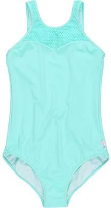 Seafolly Summer Essentials Racer Back Tank Swimsuit - Girls'