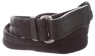 Prada Canvs Velcro belt