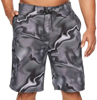 Nike Tie Dye Swim Shorts Big and Tall