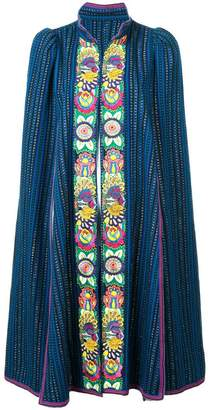 Anna Sui Gathering of the Tribes cape