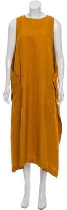 Henrik Vibskov Asymmetrical Maxi Dress