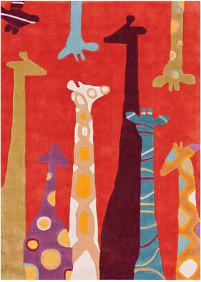 nuLoom Giraffe Hand-Tufted Rug