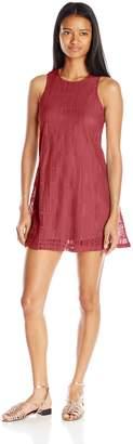 Almost Famous Women's Lace Swing Dress