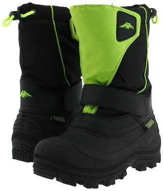 Tundra Boots Kids Quebec Wide Boys Shoes