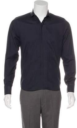 Neil Barrett Plaid Dress Shirt