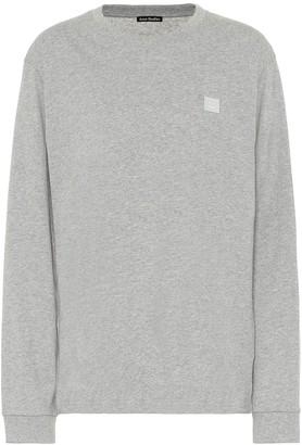 Acne Studios Elwood Face cotton sweatshirt