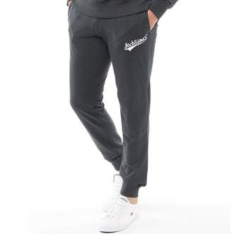 Jack and Jones Originals Mens Mills Comfort Fit Sweat Pants Total Eclipse