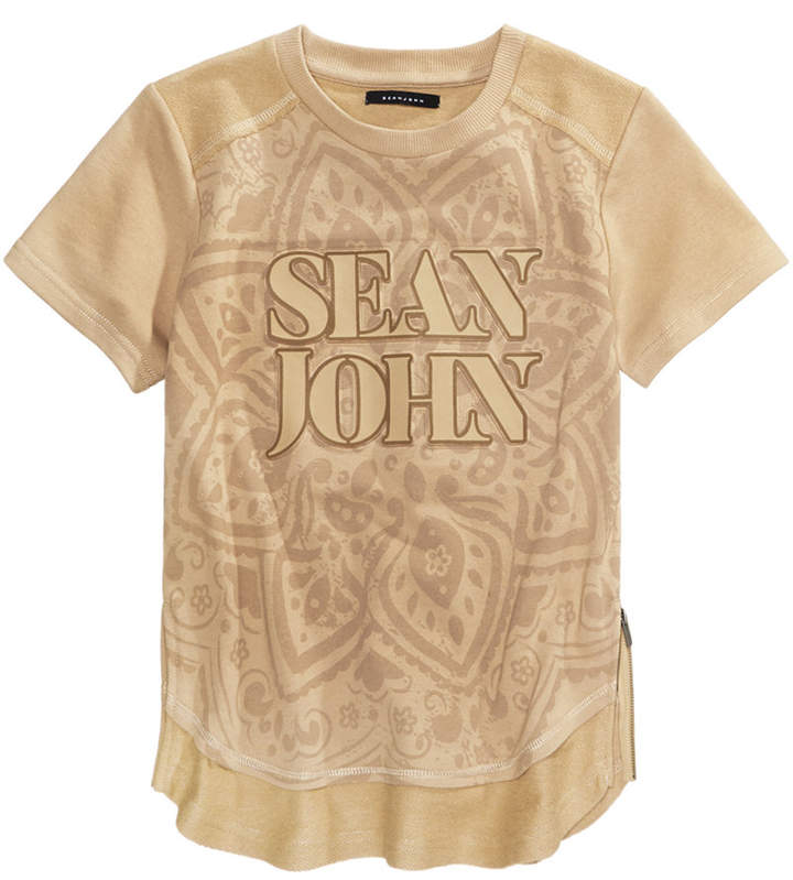 Graphic-Print T-Shirt, Big Boys
