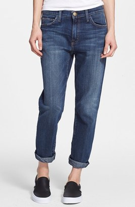 Women's Current/elliott 'The Fling' Boyfriend Jeans $208 thestylecure.com