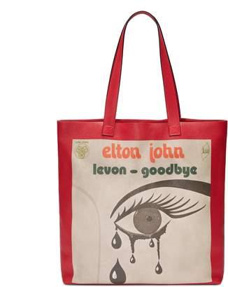 Gucci Elton John large tote