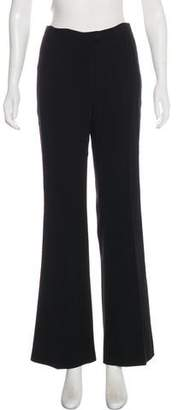 Andrew Gn Mid-Rise Flared Pants