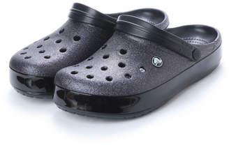 Crocs (クロックス) - クロックス crocs マリン マリンシューズ Crocband Glitter Clog 205419001
