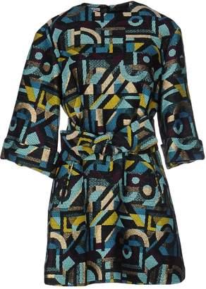Olympia Le-Tan Short dresses
