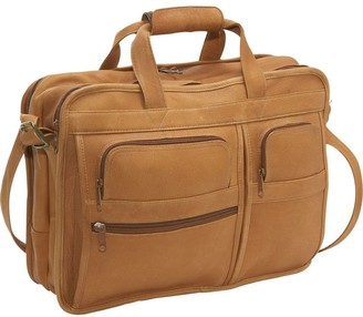 Le Donne Leather Multi-Function Computer Briefcase
