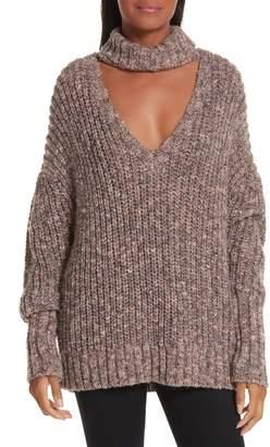 Cinq à Sept Adia Cutout Sweater