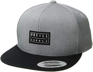 O'Neill Men's Six Panel Snapback Hat